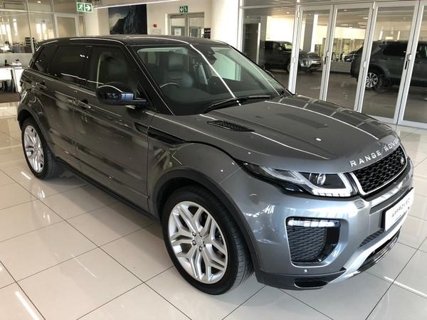 2016 Land Rover Evoque 2.2 SD4 HSE Dynamic Free State Bloemfontein_0