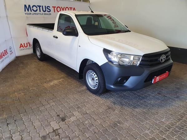 2020 Toyota Hilux 2.4 GD AC Single Cab Bakkie Mpumalanga Nelspruit_0