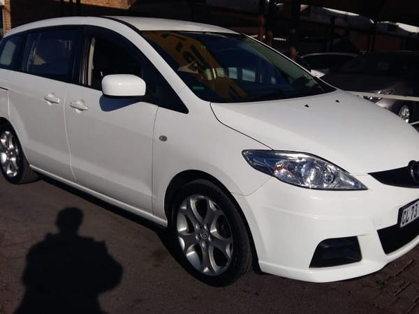 2010 Mazda 5 2.0l Active 6sp  Gauteng Vereeniging_0