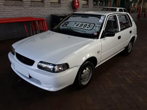 2003 Toyota Tazz 130  Western Cape Goodwood_0