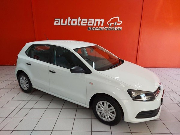 2019 Volkswagen Polo Vivo 1.4 Trendline 5-Door Free State Bloemfontein_0