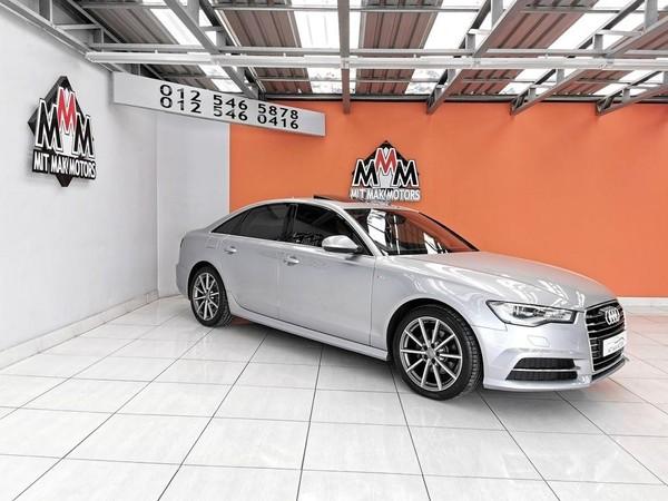 2015 Audi A6 1.8t FSI Stronic Gauteng Pretoria_0