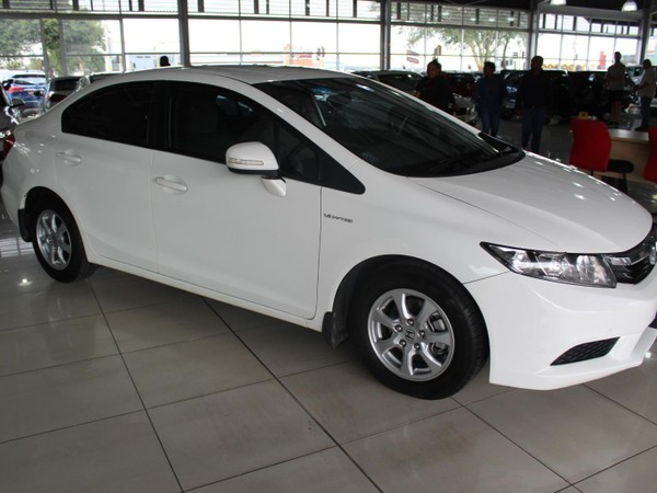 2014 Honda Civic 1.6 Comfort  Gauteng Alberton_0