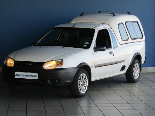 2009 Ford Bantam 1.6i Ac Pu Sc  Mpumalanga Middelburg_0