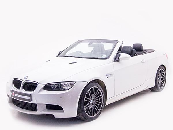 2014 BMW M3 Convertible M-dct  Gauteng Boksburg_0