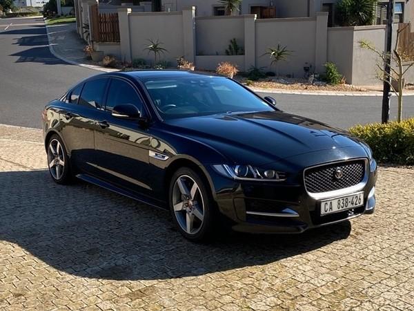 2017 Jaguar XE 2.0 R-Sport Auto Western Cape Paarl_0