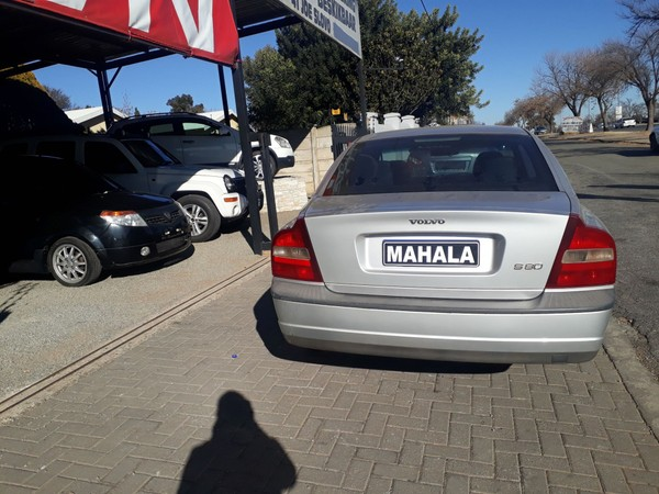 2002 Volvo S80 2.4t  North West Province Klerksdorp_0