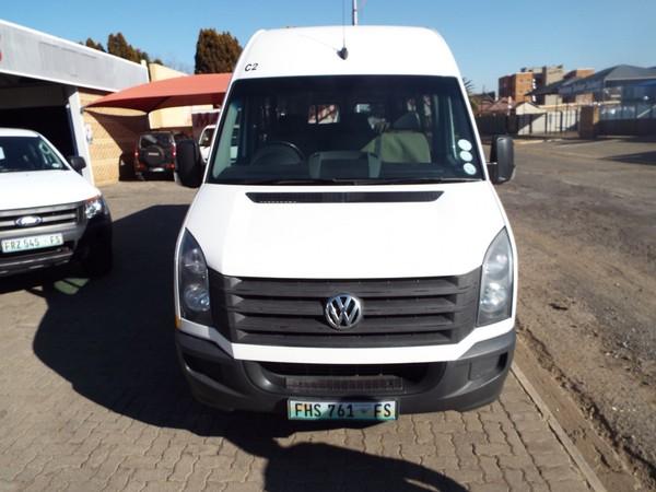 2013 Volkswagen Crafter 50 2.0 Bitdi Hr 120kw Fc Pv  Gauteng Vereeniging_0