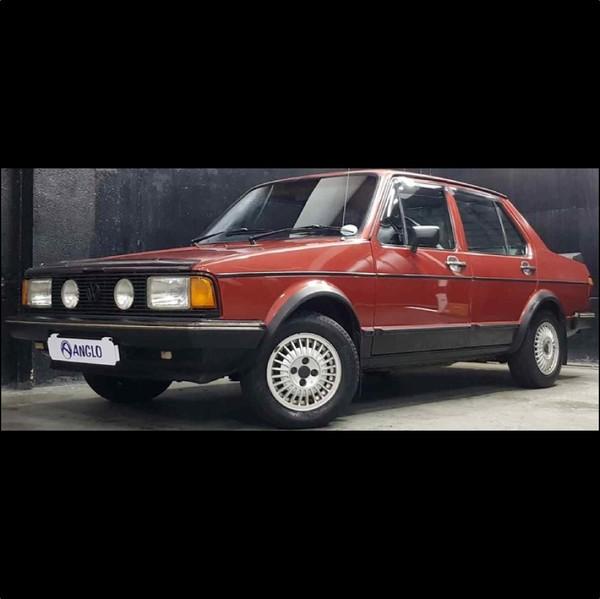 1986 Volkswagen Jetta Gli  Gauteng Benoni_0