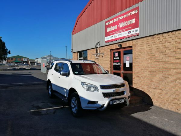 2013 Chevrolet Trailblazer 2.8 Ltz At  Western Cape Brackenfell_0
