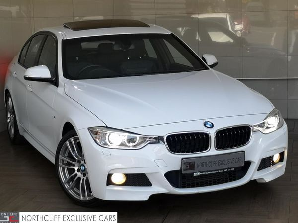 2014 BMW 3 Series 320i M-SPORT AUTO Gauteng Randburg_0