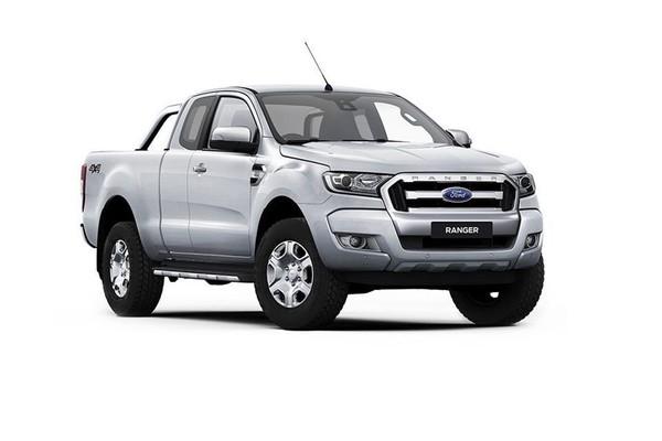 2020 Ford Ranger 3.2TDCi XLT 4X4 Auto PU SUPCAB Eastern Cape East London_0