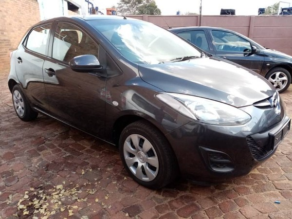 2014 Mazda 2 1.3 Dynamic 5dr  North West Province Potchefstroom_0