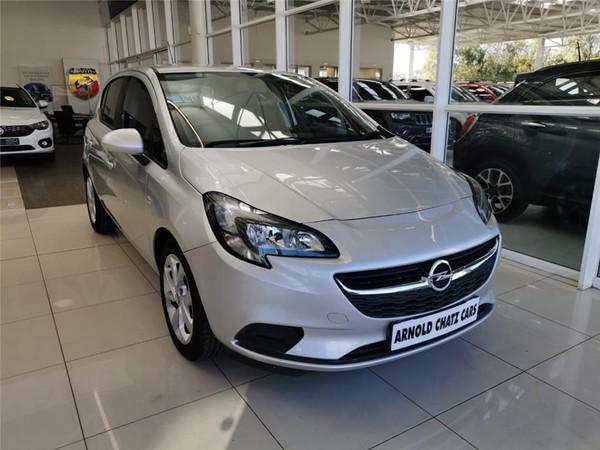 2018 Opel Corsa 1.0T Ecoflex Enjoy 5-Door 66KW Gauteng Roodepoort_0
