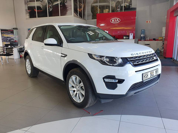 2015 Land Rover Discovery Sport Sport 2.2 SD4 SE Free State Bethlehem_0