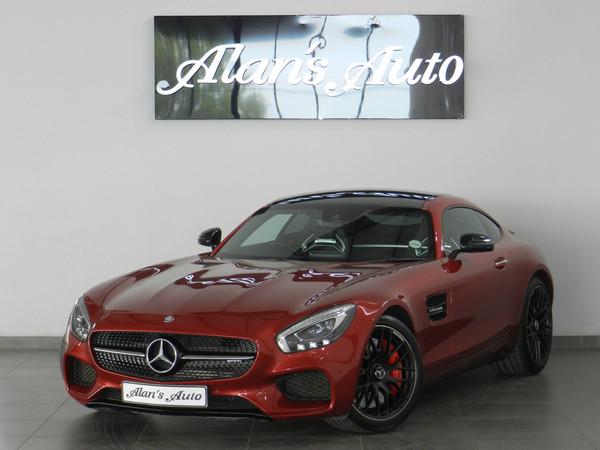 2015 Mercedes-Benz AMG GT S 4.0 V8 Coupe Mpumalanga Mpumalanga_0
