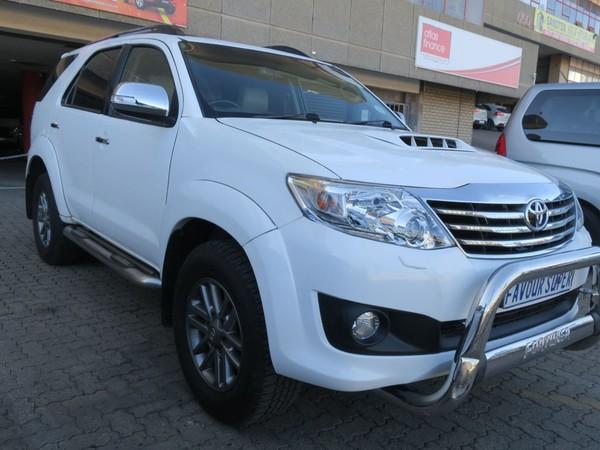 2013 Toyota Fortuner 3.0d-4d 4x4 At  Gauteng Bramley_0
