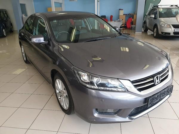 2015 Honda Accord 2.0 ELEGANCE AT Gauteng Alberton_0