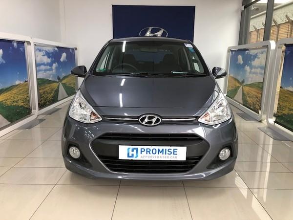 2015 Hyundai Grand i10 1.25 Fluid Kwazulu Natal Pietermaritzburg_0