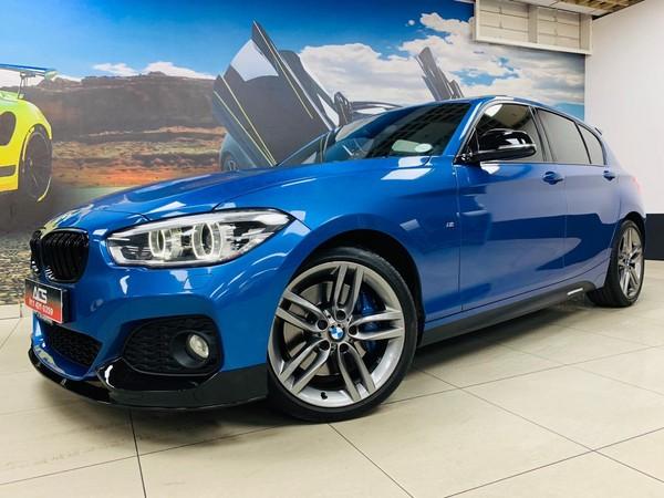 2015 BMW 1 Series 120d M SPORT AUTO M-PERFORMANCE 64000KMS Gauteng Benoni_0