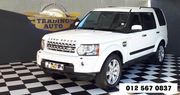 2011 Land Rover Discovery 4 3.0 Tdv6 Hse  Gauteng Pretoria_0