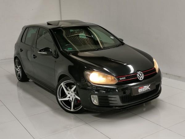 2009 Volkswagen Golf Vi Gti 2.0 Tsi  Gauteng Rosettenville_0