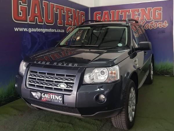 2009 Land Rover Freelander Ii 2.2 Td4 Hse At  Gauteng Pretoria_0
