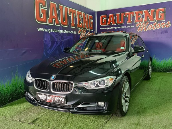 2012 BMW 3 Series 328i Sport Line At f30  Gauteng Pretoria_0