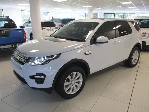 2016 Land Rover Discovery Sport Sport 2.2 SD4 HSE Kwazulu Natal Umhlanga Rocks_0