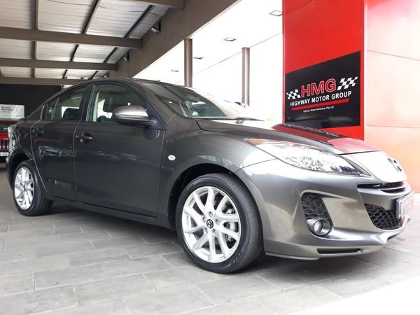 2014 Mazda 3 1.6 Dynamic 5-Door North West Province Klerksdorp_0