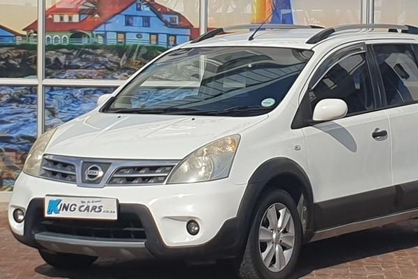 2011 Nissan Livina 1.6 Acenta X-gear  Eastern Cape Port Elizabeth_0