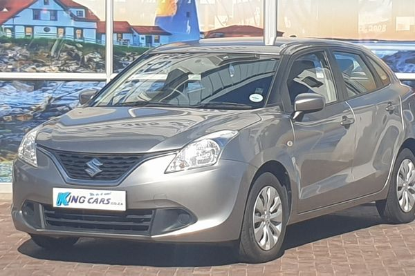 2018 Suzuki Baleno 1.4 GL 5-Door Eastern Cape Port Elizabeth_0