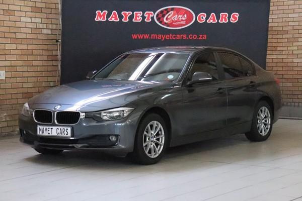 2014 BMW 3 Series 316i Auto Mpumalanga Delmas_0