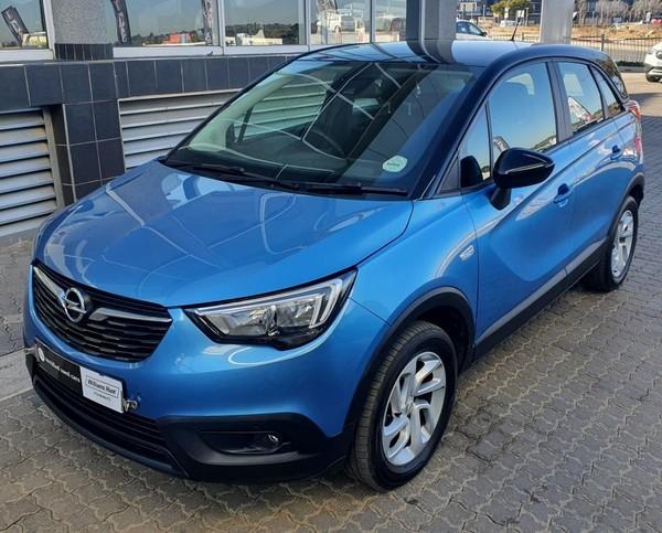 2019 Opel Crossland X 1.2T Enjoy Auto Gauteng Sandton_0