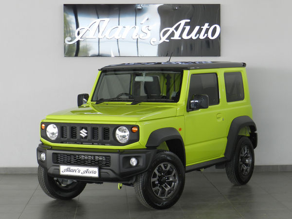 2020 Suzuki Jimny 1.5 GLX Mpumalanga Mpumalanga_0