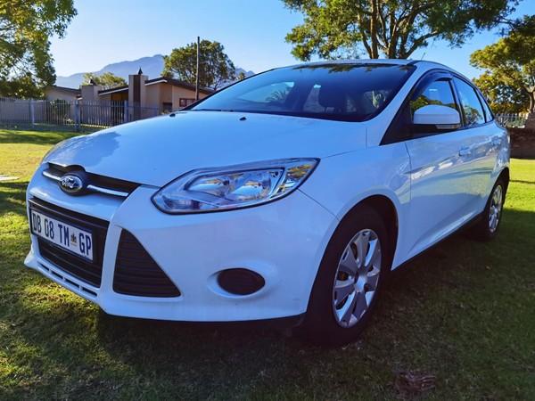 2013 Ford Focus 1.6 Ti Vct Ambiente 5dr  Eastern Cape Port Elizabeth_0