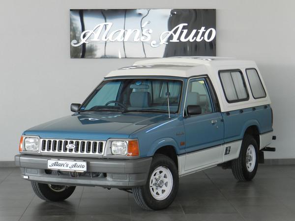 1987 Ford Courier 3000 Leisure Pu Sc  Mpumalanga Mpumalanga_0