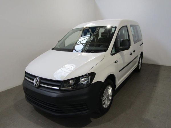 2020 Volkswagen Caddy MAXI Crewbus 2.0 TDi Kwazulu Natal Pinetown_0