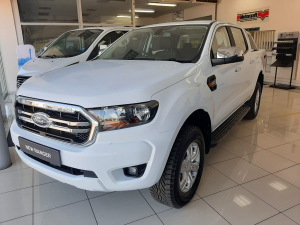 2020 Ford Ranger 2.2TDCi XLS MT Double Cab Bakkie Western Cape Paarl_0