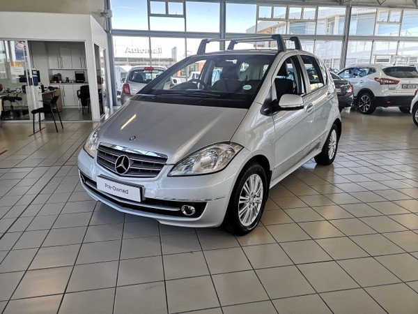 2010 Mercedes-Benz A-Class A 180 Classic At  Eastern Cape East London_0