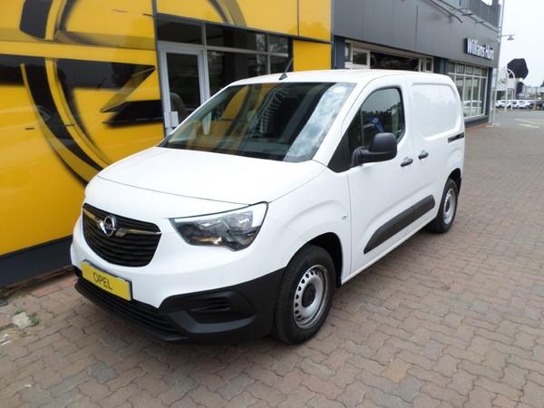 2020 Opel Combo Cargo 1.6TD FC PV Gauteng Randburg_0