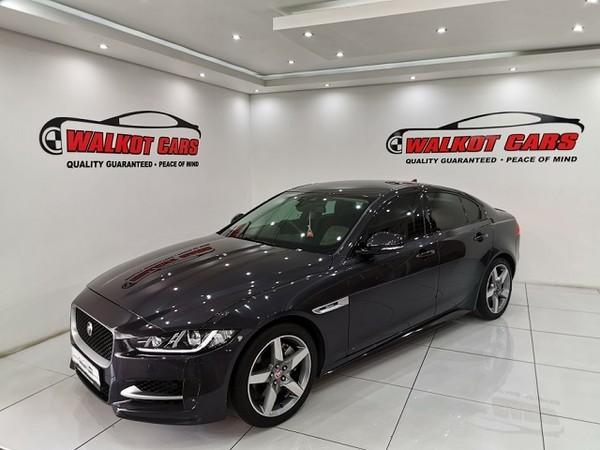 2016 Jaguar XE 2.0 R-Sport Auto Kwazulu Natal Newcastle_0