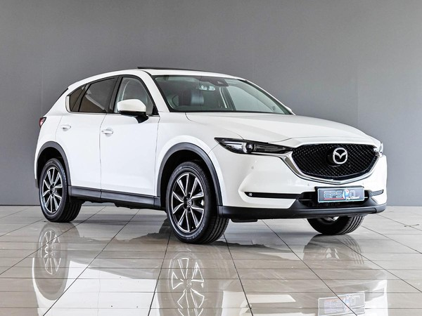 2018 Mazda CX-5 2.5 Individual Auto AWD Gauteng Nigel_0