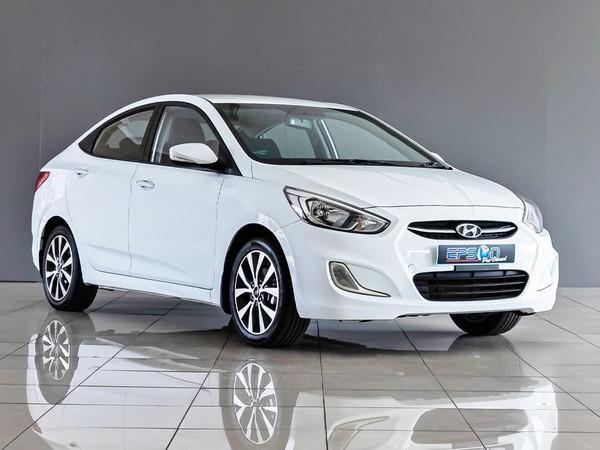 2016 Hyundai Accent 1.6 Gls  Gauteng Nigel_0