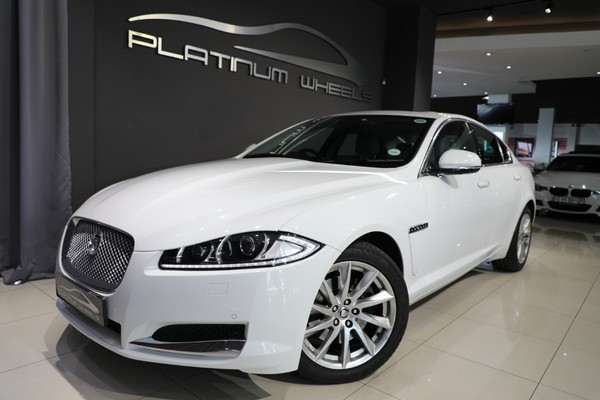 2014 Jaguar XF 2.2 D Premium Luxury  Gauteng Four Ways_0