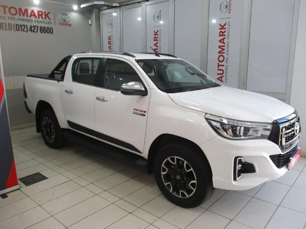 2020 Toyota Hilux 2.8 GD6 Auto 4x4 Legend 50  Gauteng Pretoria_0