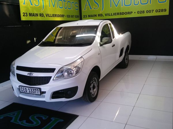 2013 Chevrolet Corsa Utility 1.4 Sc Pu  Western Cape Villiersdorp_0