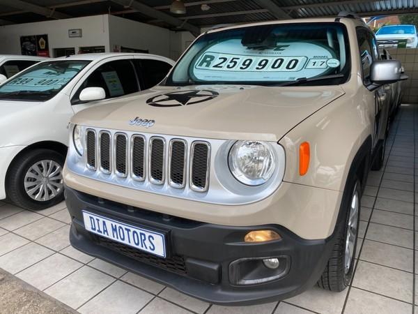 2017 Jeep Renegade 1.4T TJET LTD AWD AT Gauteng Krugersdorp_0