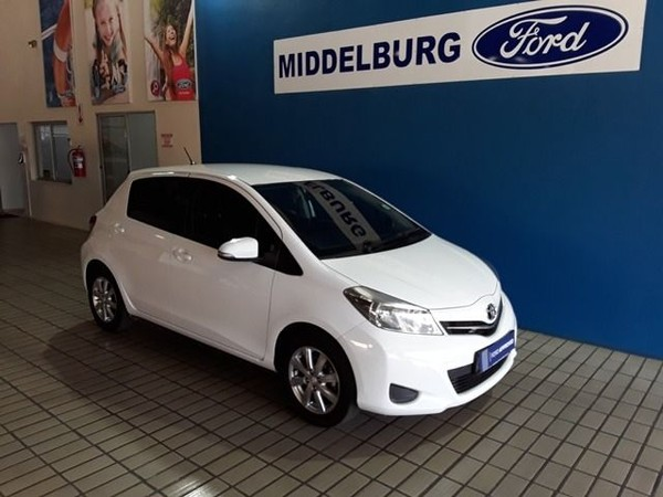 2013 Toyota Yaris 1.3 Xs 5dr  Mpumalanga Middelburg_0