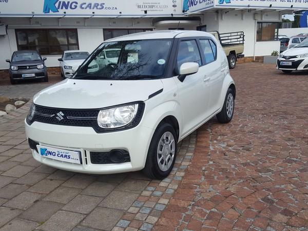 2019 Suzuki Ignis 1.2 GL Western Cape Bellville_0